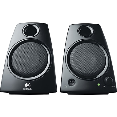 Logitech Z130 Speakers, Black