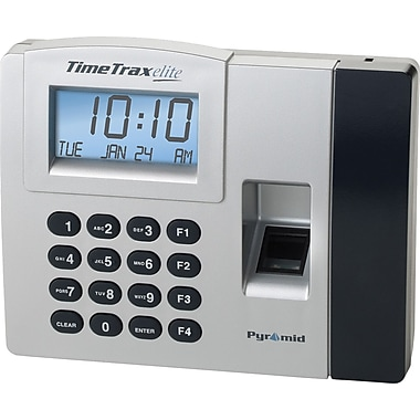 Pyramid TTElite Automated Biometric Time Clock