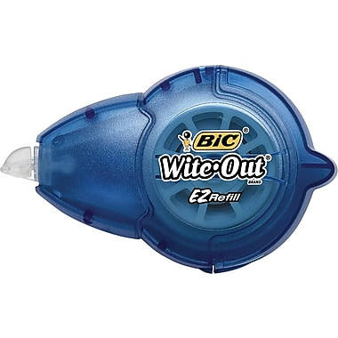 BIC® - Ruban de correction Wite-Out® EZ Refill, recharge
