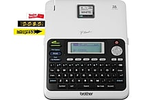 Brother® P-touch® PT-2030 Simply Professional Desktop Office Labeler