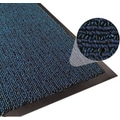 Apache Mills Step 2 Foyer Mat, Brush & Clean, Navy, 2' x 3'