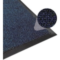Apache Mills Step 1 Outdoor Entrance Mat, Brush Loop, Navy, 3' x 5'