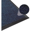 Apache Mills Step 1 Outdoor Entrance Mat, Brush Loop, Navy, 4' x 6'