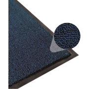 Apache Mills Step 3 Indoor Mat, Clean Loop, Navy, 2' x 3'