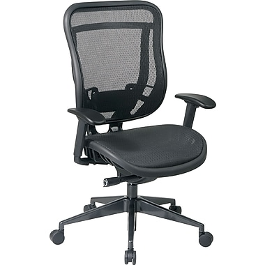 Office Star Matrex Executive Manager's Chair, Black