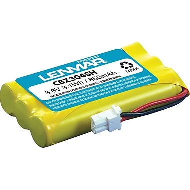 Lenmar Battery for Sharp UX-BA01, FO-CC550, UX-CC500, UX-CD600, UX-CL220 Cordless Phones