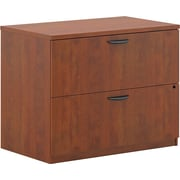 basyx by HON BL 2-Drawer Lateral File Cabinet for use with BL Series Office or Computer Desks