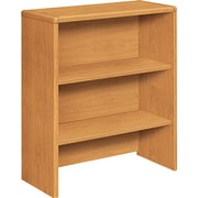 HON® 10700 Series Bookcase Hutch, Harvest