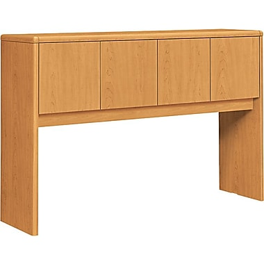 HON 10700 Series Stack-on Organizer for 60in. Credenza,  Harvest