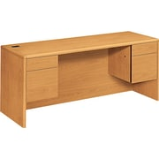 HON® 10700 Series 72 Credenza with Kneespace, Harvest