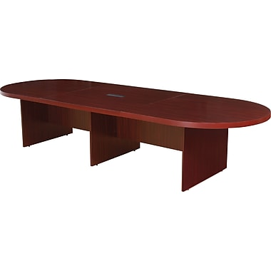 Regency Legacy 144in. Oval Conference Table, Mahogany