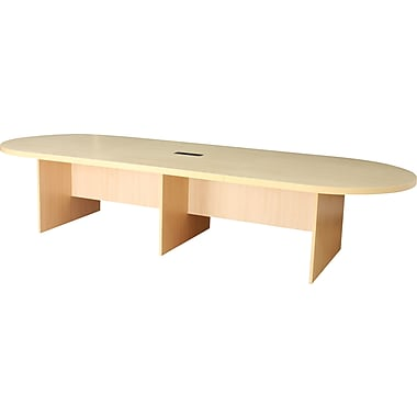 Regency Legacy 144in. Oval Conference Table, Maple