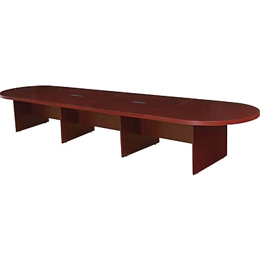 Regency Legacy 192in. Oval Conference Table, Mahogany