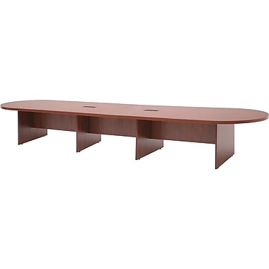 Regency Legacy 192in. Oval Conference Table, Cherry