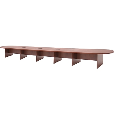 Regency Legacy 288in. Oval Conference Table, Cherry