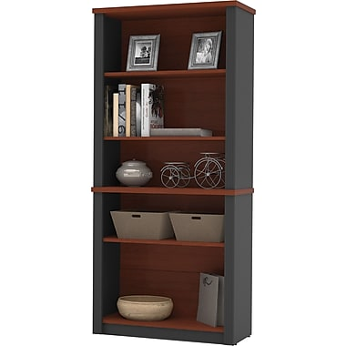Bestar Prestige+ 5-Shelf Bookcase