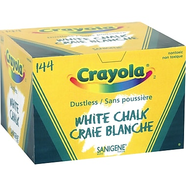 Crayola® White Dustless Chalk
