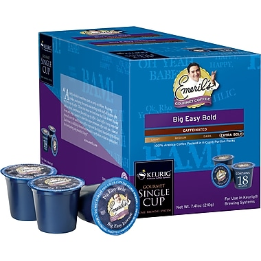 Emeril's Gourmet Coffee Big Easy Bold K-Cup Refills