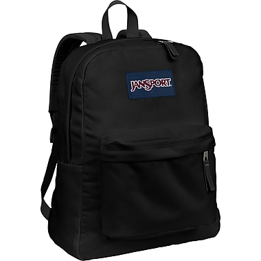 Jansport Superbreak Solid, Black