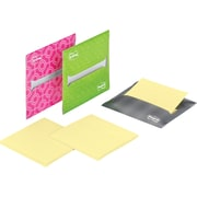 Post-it® Laptop Pop-Up Note Dispenser, Assorted Colors, 3/Pack