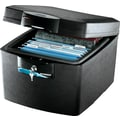 Sentry Safe Fire-Safe 1.3 Cubic Ft. Capacity Waterproof Security File
