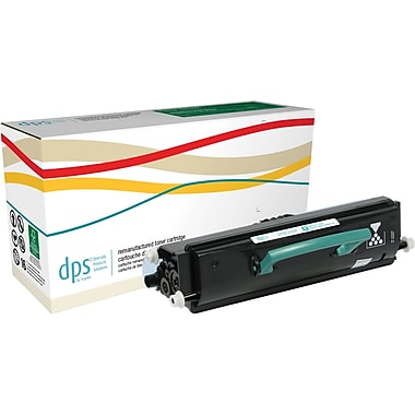 Diversity Products Solutions by Staples Remanufactured Black Laser Toner Cartridge, Lexmark E250