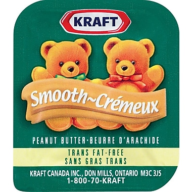 Kraft® Peanut Butter Packet