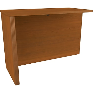 Bestar Prestige+ Return Table, Cognac Cherry