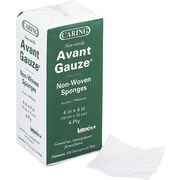 Caring Gauze Sponges, 2 x 2, 4-ply, Nonsterile, 200/Box