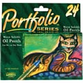Crayola® Portfolio® Series Oil Pastels, 24/Box