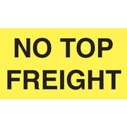 Staples® No Top Freight Shipping Label, 3 x 5, 500/Roll