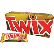 Twix® Caramel Cookie Candy Bars, 1.79 oz. Bars, 36 Packs/Box