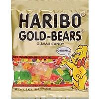 Haribo Gold-Bears Gummi Candy 5-oz. Bag 12-Pack