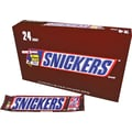 Snickers® Candy Bar King Size, 3.29 oz. Bars, 24 Bars/Box