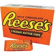 Reese's® Peanut Butter Cups, 1.5 oz. Packs, 36 Packs/Box
