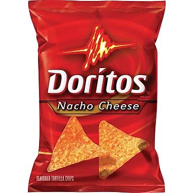 Doritos® Nacho Cheese Chips, 1.75 oz. Bags , 64 Bags/Case