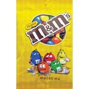 M&M's® Peanut Candy Peg Bag, 5.3 oz. Bags, 12 Bags/Box