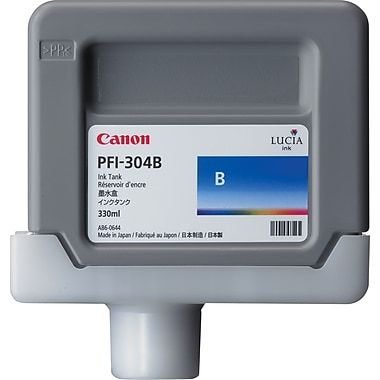 Canon PFI-304B Blue Ink Cartridge