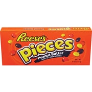 Reese's® Pieces Candy Concession Box, 4 oz. Bags, 12 Bags/Box