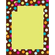 Dots 2 Sided Stationery