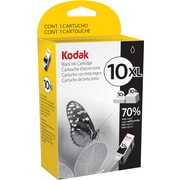 Kodak 10XL Black Ink Cartridge, High Yield (8237216)