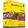 Rosetta Stone® English (American) v4 TOTALe™ - Level 1, 2 & 3 Set [Boxed]