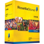Rosetta Stone® Japanese v4 TOTALe™ - Level 1 [Boxed]
