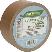 Caremail Paper Packaging Tape, 1.88 x 40  Yards