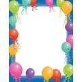 Gartner® Balloons Stationery, 100/Pack