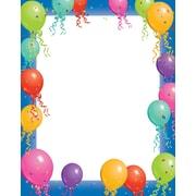 Gartner® Balloons Stationery, 100/Pack