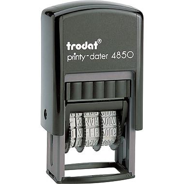 Trodat® Printy 4850 Dater Stamp, PAYe LE