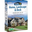 Total 3D Home, Landscape & Deck Premium Suite 12 for Windows (1-User) [Boxed]
