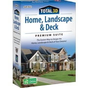 Total 3D Home, Landscape & Deck Premium Suite V12