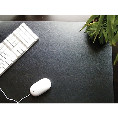 Desktex® PET 100% Recycled Desk Mat, 17in. X 22in.